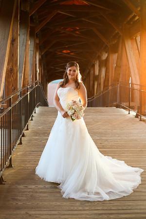 Kristen's Bridal Session Peeks