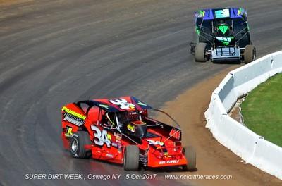 Oswego Speedway - 10/5/17 - Rick Young