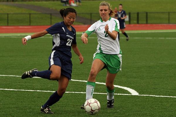 women's soccer - 10/5/06