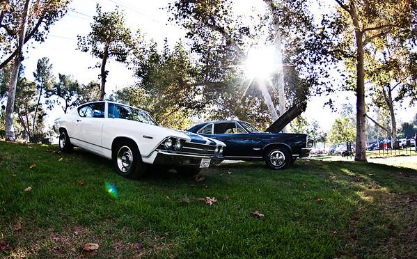 23rd Annual Burbank Kiwanis Car Show (9-19-10)