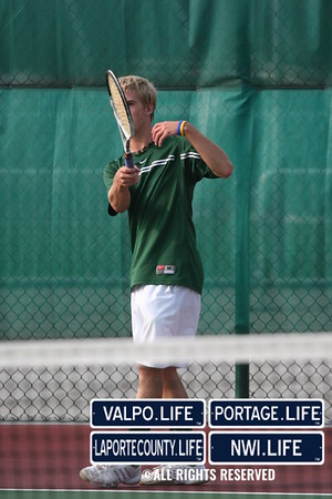 VHS Tennis vs. Andrean 2009