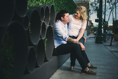 Jordan & Colton Engagement