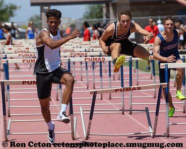 2017 Chandler City Boys 110m Hurdles