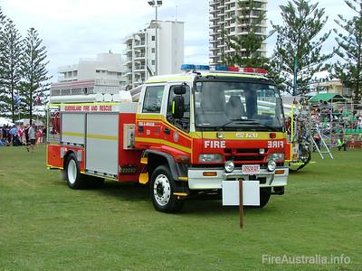 QFRS Fleet 924