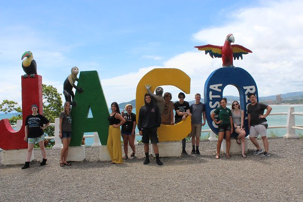 2018 Costa Rica: Surf and Service Session 2