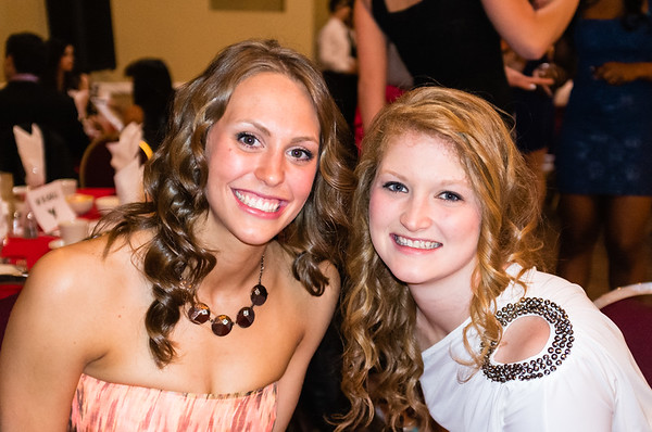 2012 Carleton Ravens Athletics Banquet
