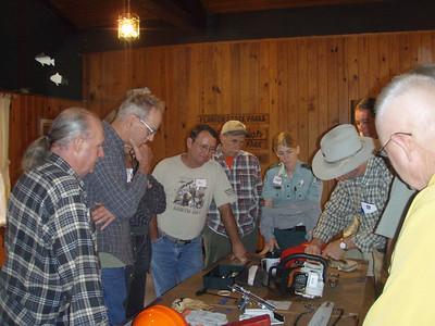 January 2008 Tools Training