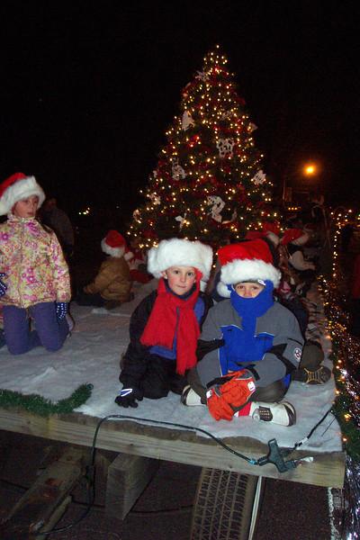 Caleb on Christmas Float.JPG
