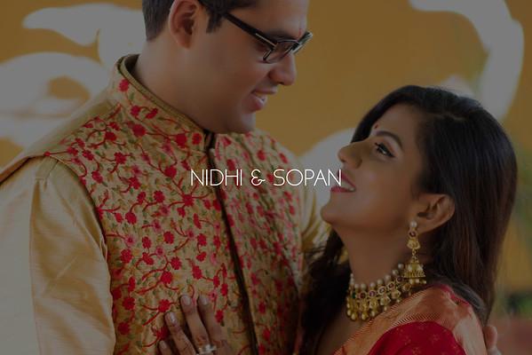 Nidhi & Sopan | Ahmedabad 2018