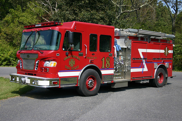 Company 18 - Orkney Springs Fire Rescue