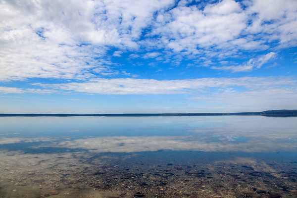 Kingsmere Lake & Grey Owl's Cabin