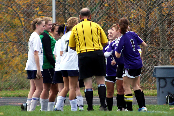 BVT Girls Varsity Soccer at Tri-County