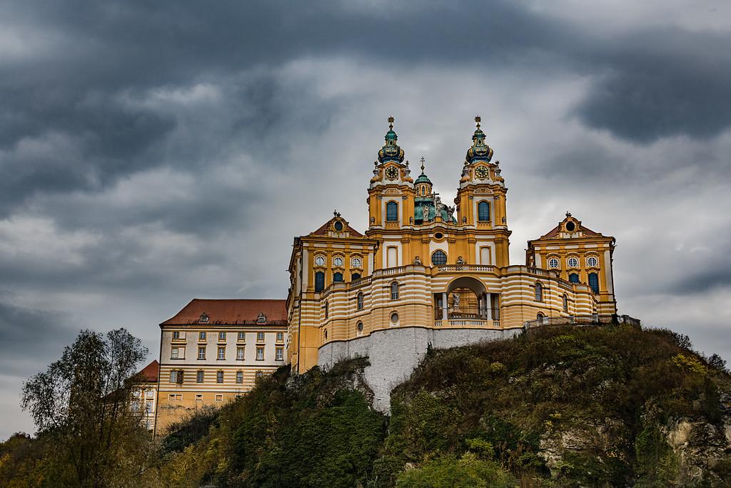 Melk Library, Austria