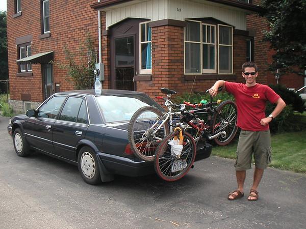 Road Trip 2003 Part 1