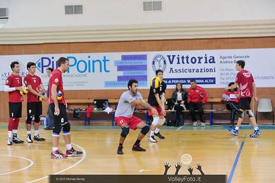 2013.11.30 Grifo Volley Perugia - L'Arca CUS Pisa
