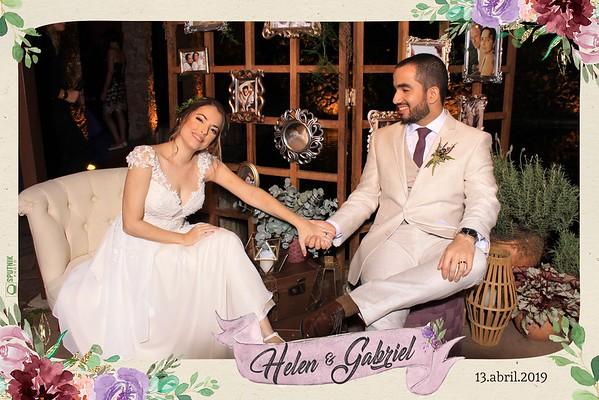 Helen e Gabriel