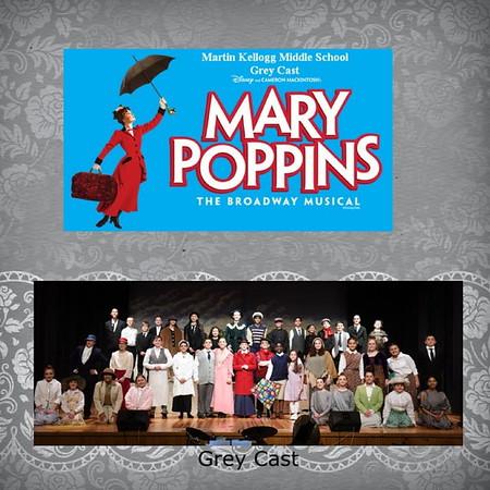 2019 Martin Kellogg Middle School - Mary Poppins Musical - Grey Cast
