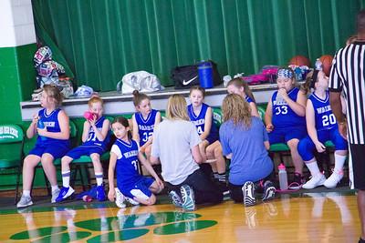 2019 3rd Grade Girls Basketball