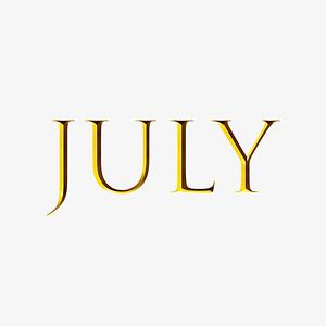 July Folder