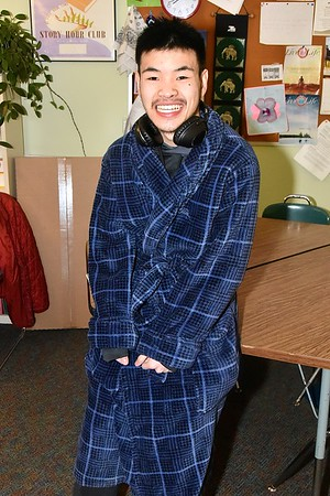 LTS Cabin Fever Week...The Pajama Thing photos by Gary Baker