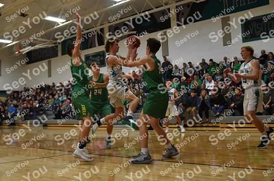 2018-2019 St. Edmond Boys Basketball