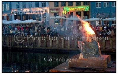 Sankt Hans, Nyhavn 2004