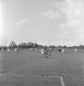 Aylesbury Utd v Hornchurch Oct 3rd 1970