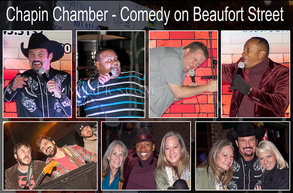 Chapin Chamber - Comedy on Beaufort Street
