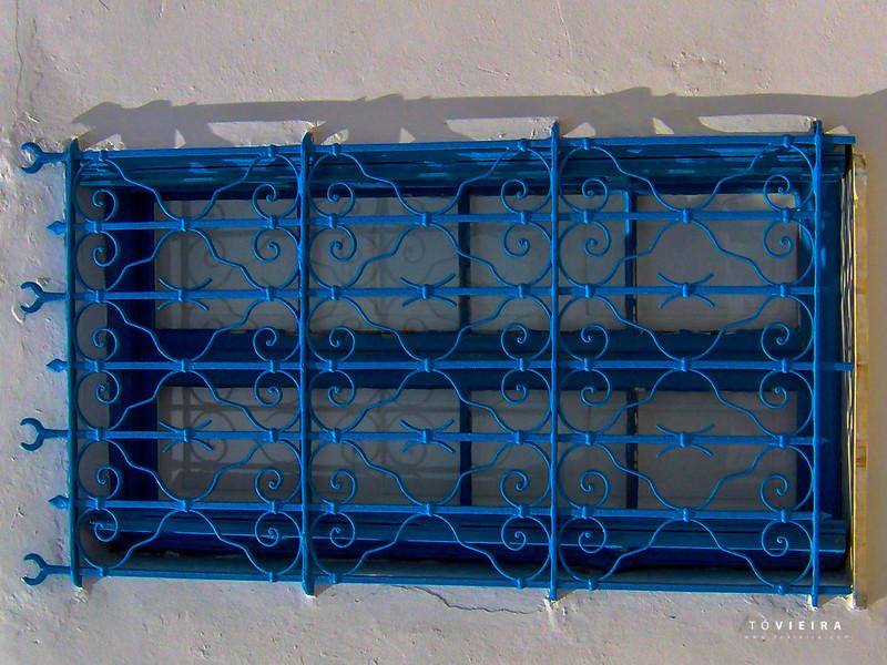 Lovely blue and white village [Sidi Bou Said]