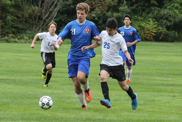 Boys' JV2 Soccer vs. Berwick | October 1
