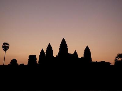 Siem Reap, Cambodia - February 2010