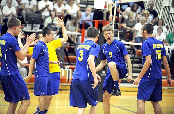 2012 Newington Boys Volleyball 4-15-20