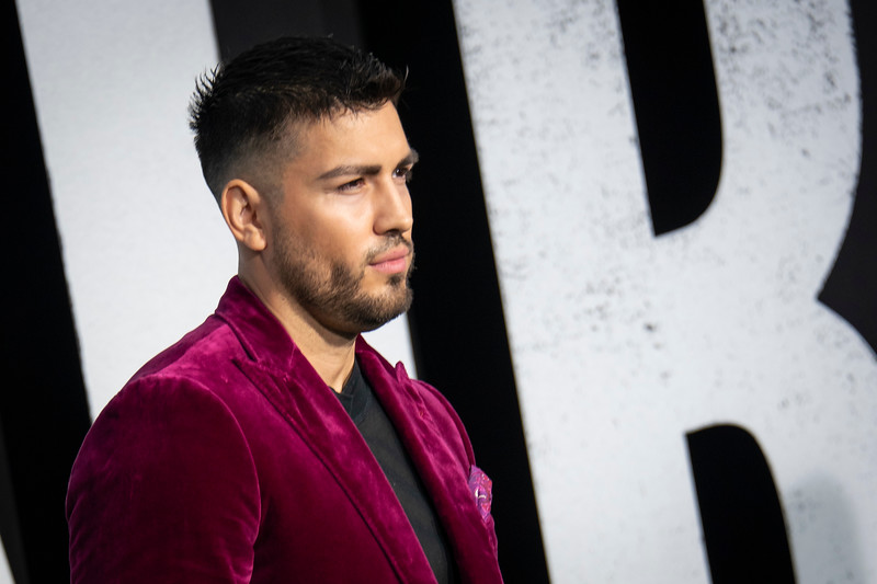 "HOLLYWOOD, CALIFORNIA - SEPTEMBER 28: Mario Rodriguez Jr. attends the premiere of Warner Bros Pictures ""Joker"" on Saturday, September 28, 2019 in Hollywood, California. (Photo by Tom Sorensen/Moovieboy Pictures)"