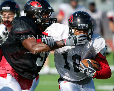 Football - 2012 Incarnate Word Spring Training