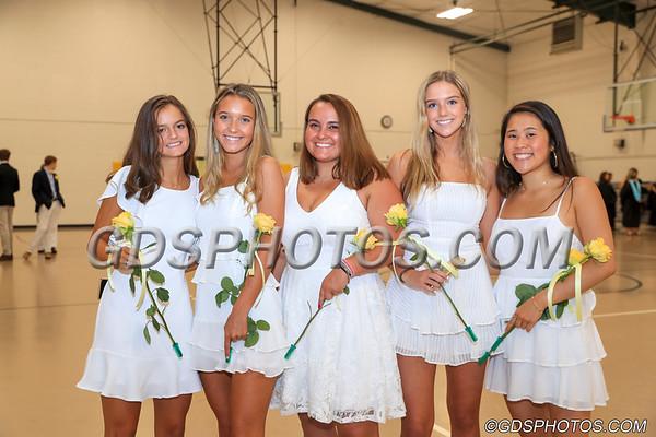 Pre-Graduation Candids