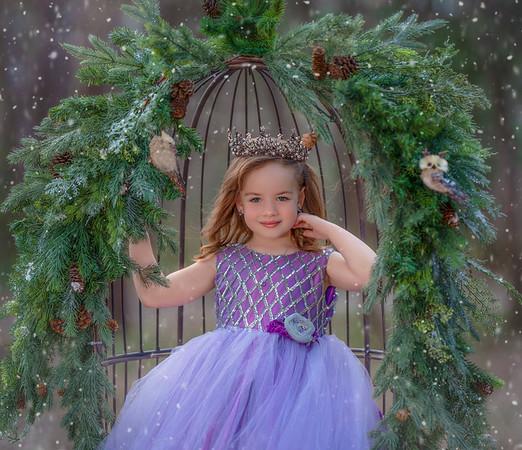 Jessie Woodland Princess