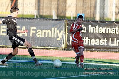 Soccer, Boys H.S. JV, St Anthonys #8 - 11.01.11