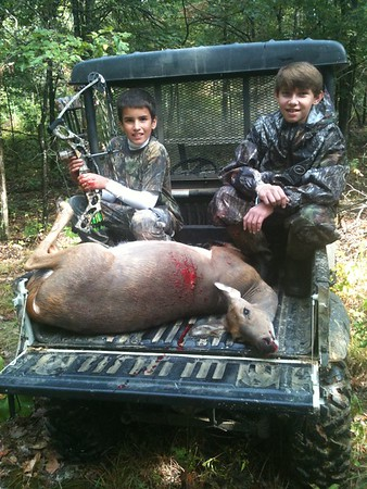 Whitetail Bucks 2011