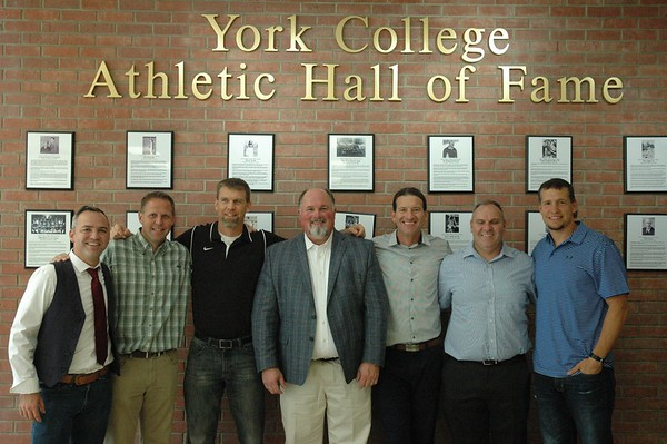 2017 Athletic Hall of Fame Induction