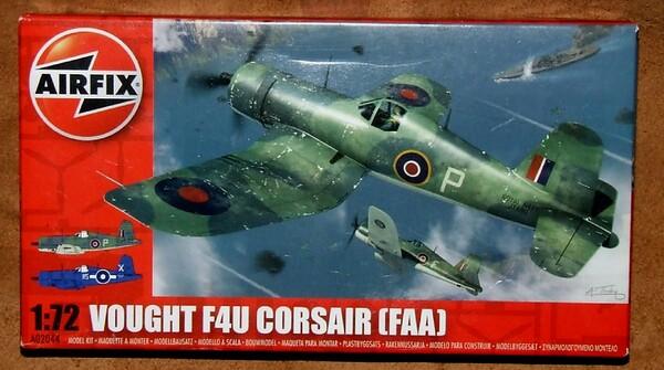 C.V. Corsair, FAA