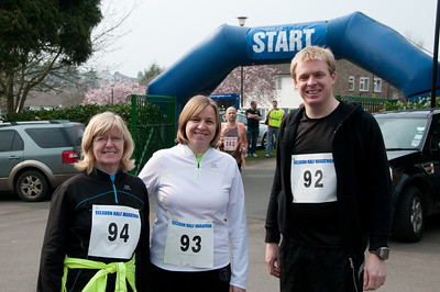 Selsdon Half Marathon - 2011