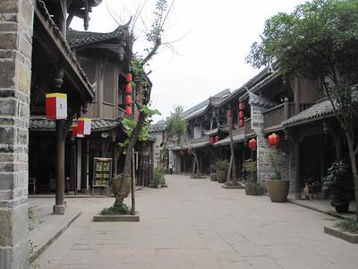 June 2011: Huanglongxi, an Ancient Town Near Chengdu
