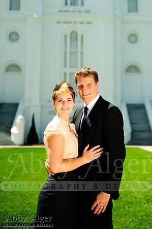 Anna & Ryan (St. George Sealing)