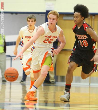 Penn Yan Basketball 2-4-14