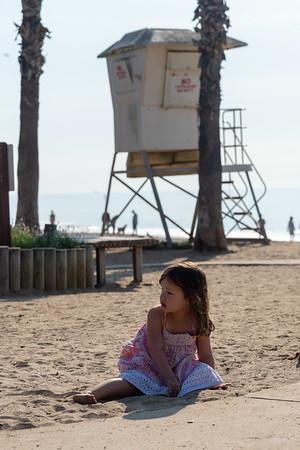 Santa Barbara: campus visits, Henry's, and soccer