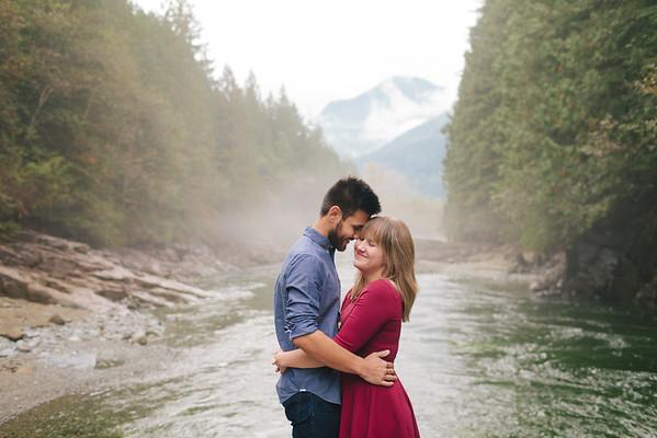 Aron & Allissa | Engagement