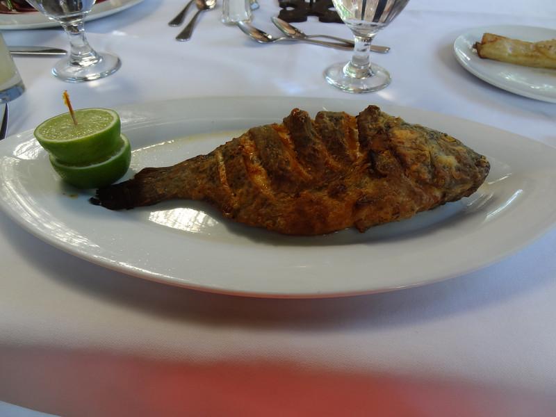 Casa Santo Domingo restaurant