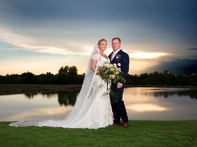 Lindsey & Justin Slater Wedding at Thistle Springs Ranch, Cleburne