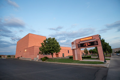 Cox Auditorium