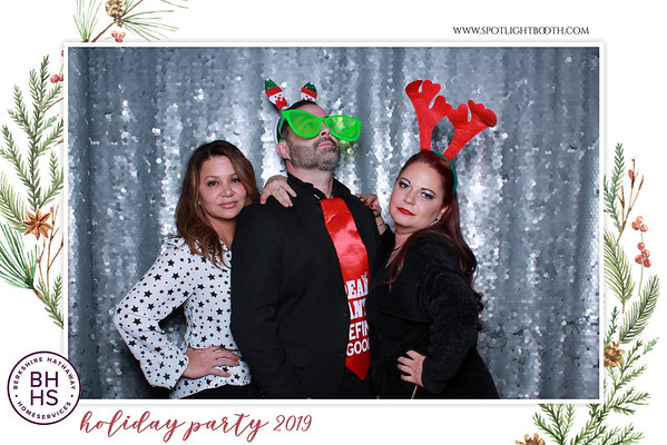 12.06.2019 Berkshire Hathaway Holiday Party